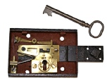 The earlist surviving Chubb Detector lock