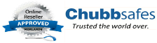 Chubb safes Molands approved reseller