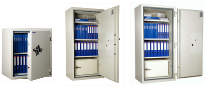 Chubb Record Protection cabinet