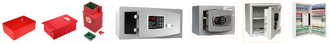 Securikey Safes