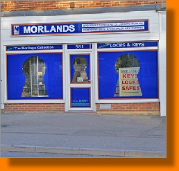 Morlands counter