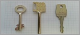 Securikey keys