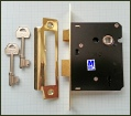 Zoo sash lock